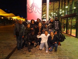 photo groupe La Villette