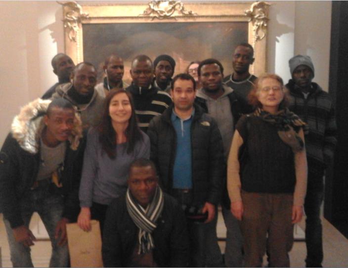 Photo Louvre 08.01.2016